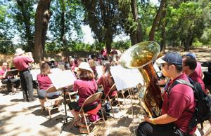 Lodi Community Band, Valley Community Orchestra will bring weekend of music
