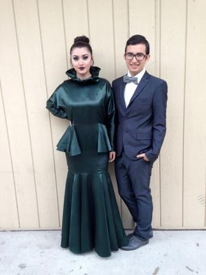Lincoln Technical Academy graduate Rafael Romo continues education in fashion design