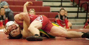 Lodi Flames keep perfect wrestling season intact with victory over Tracy Bulldogs