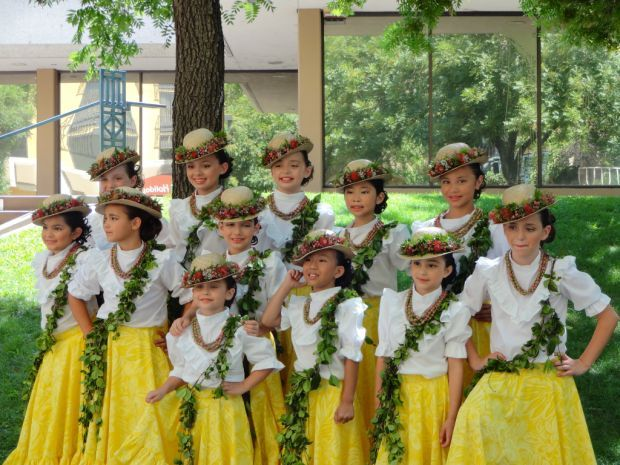 Experience Hawaii locally at the annual George Na'ope Hula Festival