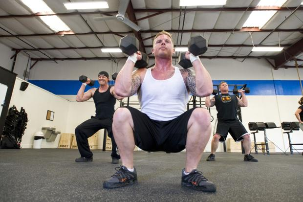 CrossFit challenge makes its way to Lodi
