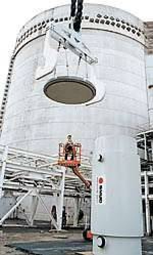 Rancho Seco moving nuclear fuel rods to dry storage