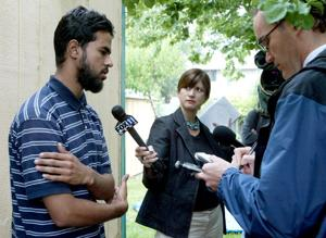 Local Muslims: There should be no rush to judgment