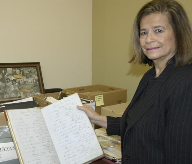 Lois Sahyoun to retire next week after 33 years with county