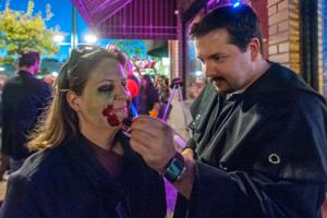 Downtown Lodi hosts fourth annual Zombie Walk
