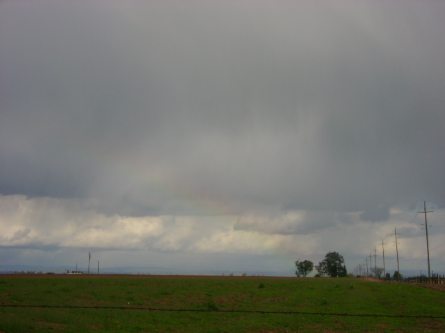 The end of the rainbow is in Lodi...