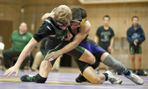 McNair tops Tokay in wrestling