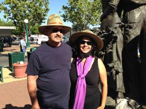 Lodi celebrates Hat Day in the Sun