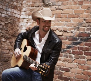 Country musician Craig Campbell will open for Alan Jackson on Friday