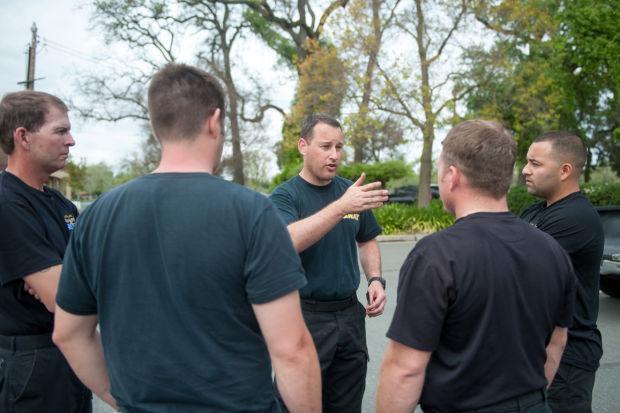 Intense training camp prepares Lodi SWAT team members physically, mentally