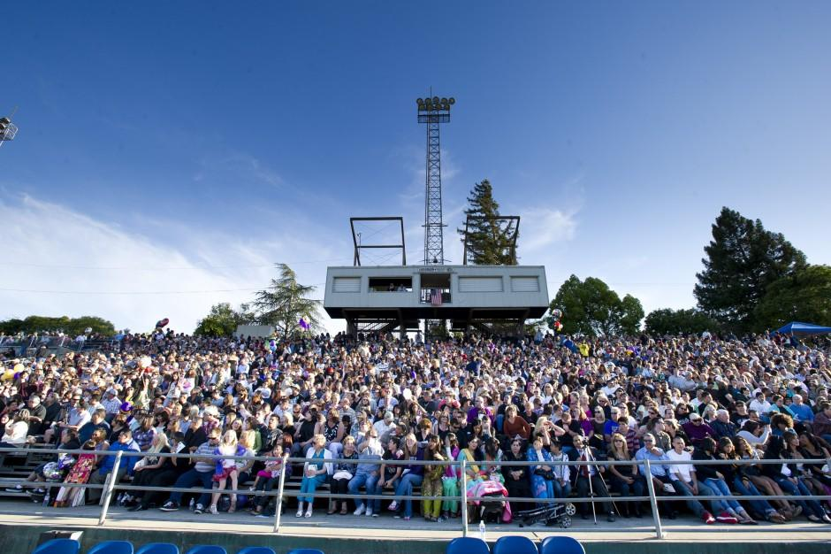 Tokay High School graduation