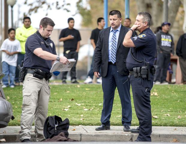 Lodi police search for suspect in shooting at Stockton and Elm