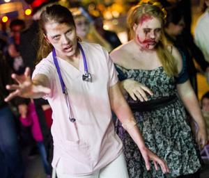 Lodi Zombie Walk takes over Downtown tonight