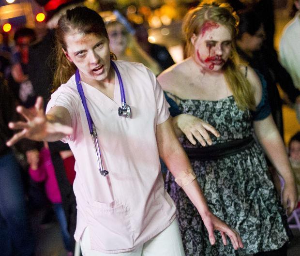 Lodi Zombie Walk takes over Downtown tonight