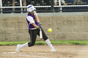 Softball: Tough luck for Tigers in loss to Rams