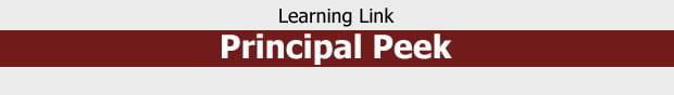 Principal Peek logo