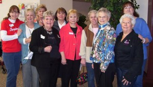 Soroptimist clubs help host trafficking workshop