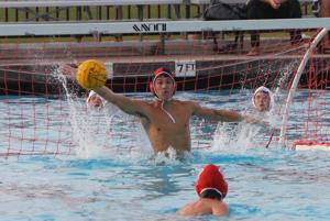 Lodi Flames boys water polo