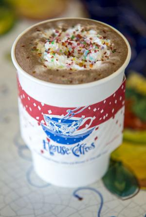 Chase the chill away with hot cocoa