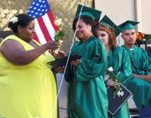 Estrellita High School graduates reach for the stars