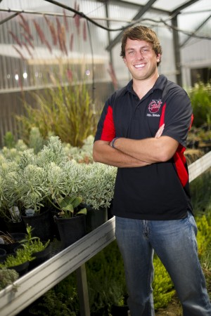 Galt High School agriculture teacher Dane White named top in state