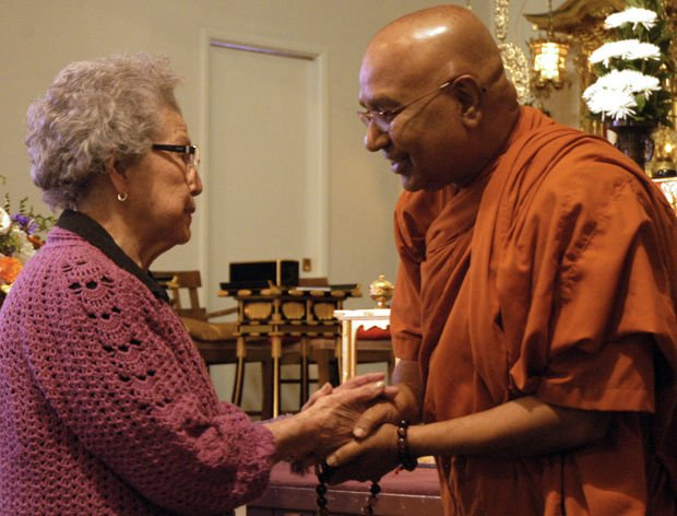 Buddhist Church of Lodi celebrates Buddha's birth
