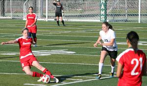 Lodi Flames stun St. Mary's Rams in girls soccer thriller