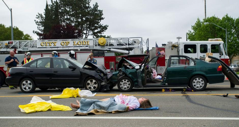 Every 15 Minutes: A crash course in the dangers of driving drunk