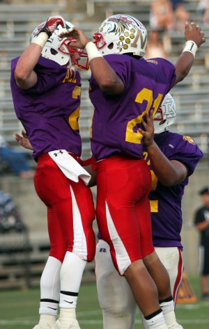 Lodi Flames, Tokay Tigers football players end prep careers on top