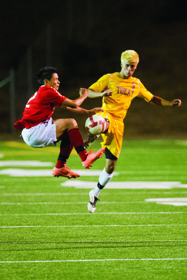 Boys soccer: No shortage of motivation for this year's high school teams