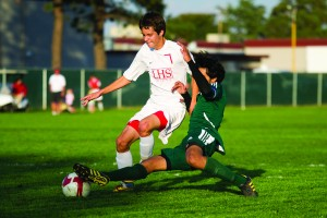 Lodi's Nate Devine, Ryan Vandenberg take MVP awards in soccer