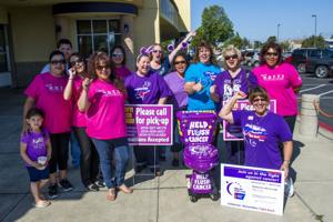 'Follow the flush' in fight against cancer