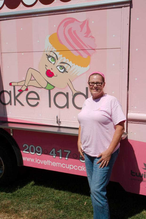 Turlock cupcake vendors challenge the reign of standard fair food at the Lodi Grape Festival