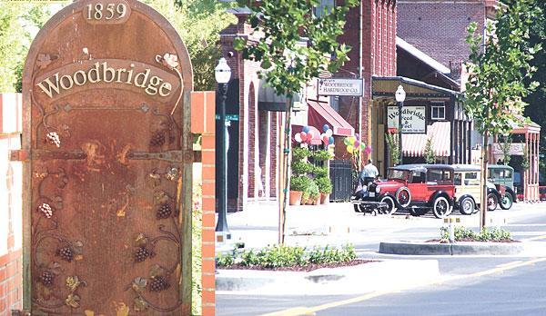 Woodbridge garners award for revitalization