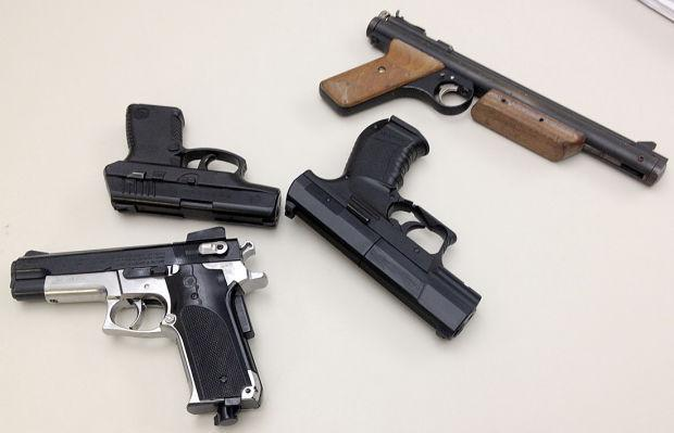 Lodi police ask residents to use common sense, caution when transporting replica guns
