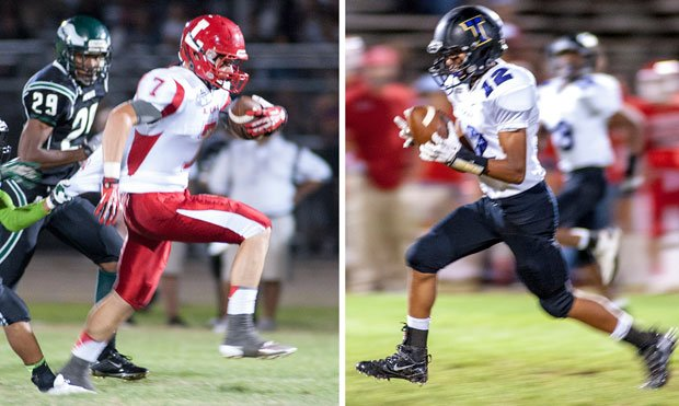Football: Crosstown rivals Flames and Tigers meet in one last preseason showdown