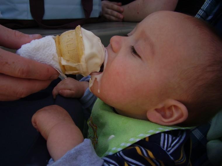 Baby First Soft Serve