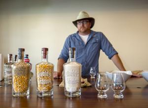 Lodi's Eric Larimer part of trio making craft liquor