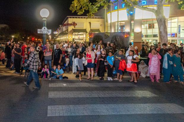 Downtown Lodi hosts fourth annual Zombie Walk