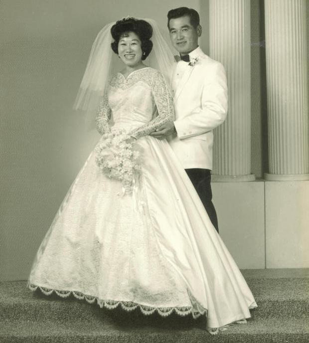 Roy and Sue Nakamura celebrate 50 years of marriage