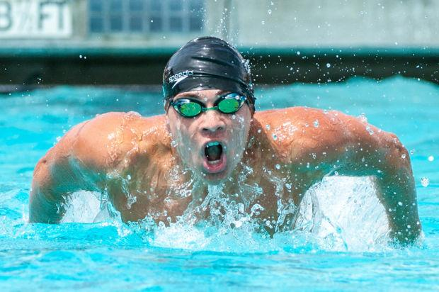 Swimming: Tokay's Robert Griffith, Lodi's C.J. Porter have top-5 finishes at Sac-Joaquin Section finals