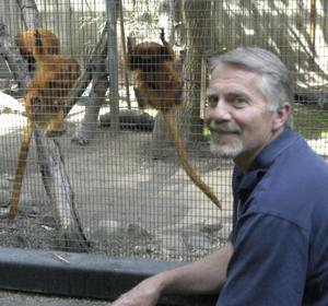 Micke Grove Zoo manager Ken Nieland retires
