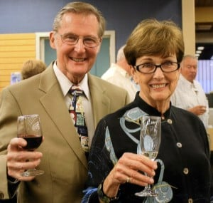 Lodi Public Library hosts 10th annual fundraising dinner