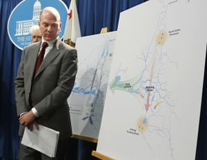 California releases part of plan to restore Delta