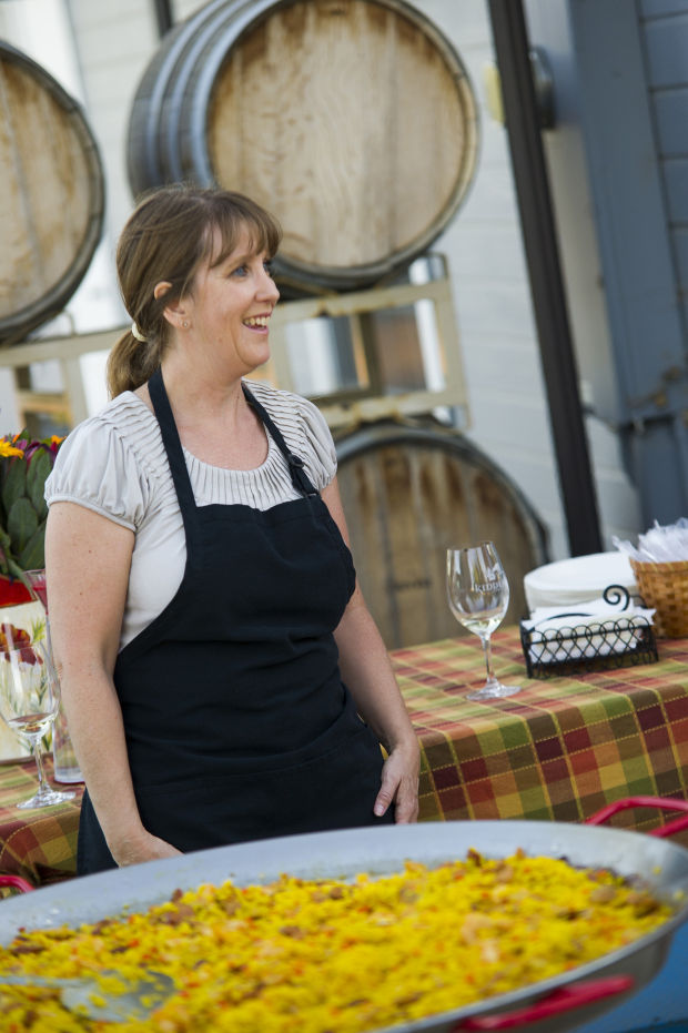 Addy Grant brings the taste of Spain to Lodi