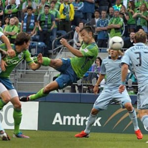 Lodis Patrick Ianni scores the 2012 AT&T Goal of the Year