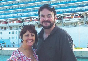 Lodi couple set to unveil 'Hope Floats' on cruise in April
