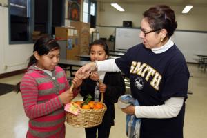 Healthy snack program is bearing fruit
