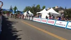 Video: Amgen Tour of California Stage 2 finish