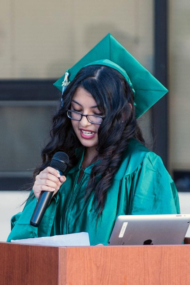 Estrellita High School graduates take pride in their success
